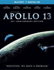 Apollo 13: 20th Anniversary Edition (Blu-ray + UltraViolet)