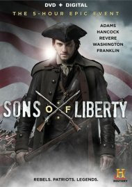 Sons Of Liberty (DVD + UltraViolet)