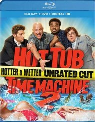 Hot Tub Time Machine 2 (Blu-ray + DVD + UltraViolet)