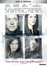 Shipping News (DVD + UltraViolet)