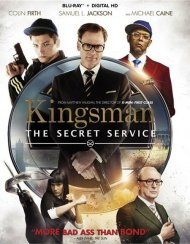 Kingsman: The Secret Service (Blu-ray + UltraViolet)
