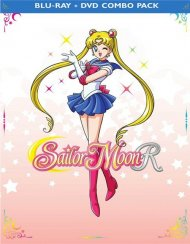 Sailor Moon R: Season Two, Part One Limited Edition (Blu-ray + DVD Combo Pack)