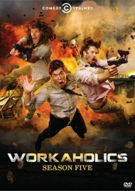 Workaholics: Season Five (DVD + UltraViolet)