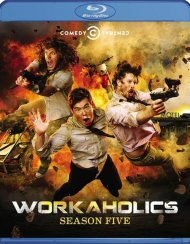 Workaholics: Season Five (Blu-ray + DVD UltraViolet)