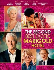 Second Best Exotic Marigold Hotel, The (Blu-ray + UltraViolet)