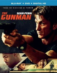 Gunman, The (Blu-ray + DVD + UltraViolet)