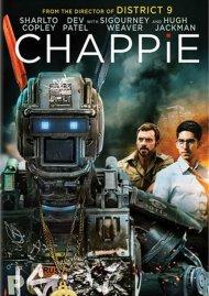 Chappie (DVD + UltraViolet)