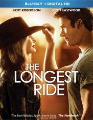 Longest Ride, The (Blu-ray + UltraViolet)