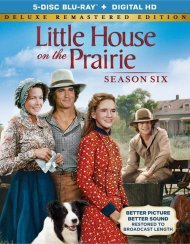 Little House On The Prairie: Season 6 Deluxe Remastered Edition (Blu-ray + UltraViolet)