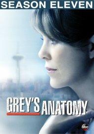 Greys Anatomy: The Complete Eleventh Season