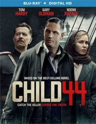 Child 44 (Blu-ray + UltraViolet)