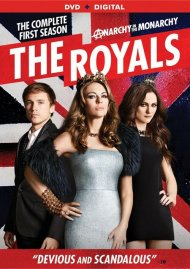Royals, The: The Complete First Season (DVD + UltraViolet)