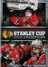 NHL Stanley Cup Champions 2015