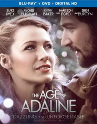 Age Of Adaline, The (Blu-ray + DVD + UltraViolet)