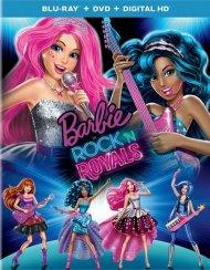 Barbie In Rock N Royals (Blu-ray + DVD + UltraViolet)