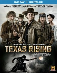 Texas Rising (Blu-ray + UltraViolet)