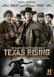 Texas Rising (DVD + UltraViolet)