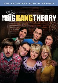 Big Bang Theory, The: The Complete Eighth Season