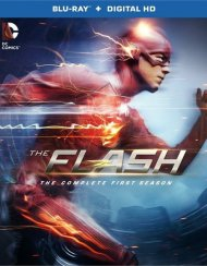Flash, The: The Complete First Season (Blu-ray + UltraViolet)