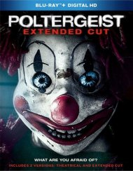 Poltergeist: Extended Cut (Blu-ray + UltraViolet)