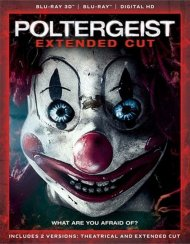Poltergeist (Blu-ray 3D + Blu-ray + UltraViolet)
