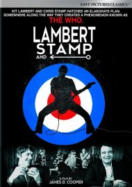 Lambert And Stamp (DVD + Ultra Violet)