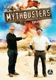 Mythbusters: Collection 13