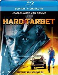 Hard Target (Blu-ray + UltraViolet)