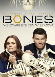 Bones: Season Ten - Blackmail & Jail Edition