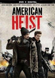 American Heist (DVD + UltraViolet)