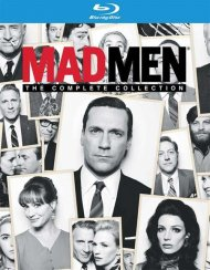 Mad Men: The Complete Collection (Blu-ray + UltraViolet)