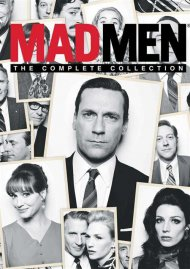 Mad Men: The Complete Collection (DVD + UltraViolet)