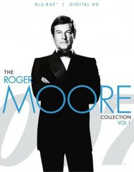 007: The Roger Moore Collection - Volume 1 (Blu-ray + UltraViolet)