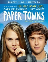 Paper Towns (Blu-ray + DVD + UltraViolet)