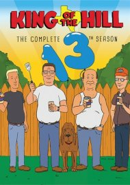 King Of The Hill: The Complete Thirteenth Season