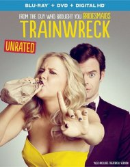 Trainwreck (Blu-ray + DVD + UltraViolet)