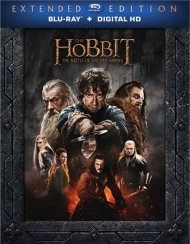 Hobbit, The: The Battle Of The Five Armies - Extended Edition (Blu-ray + UltraViolet)
