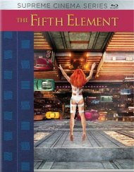Fifth Element, The: Limited Edition (Blu-ray + UltraViolet)