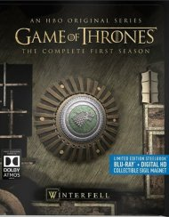 Game of Thrones: The Complete First Season (Steelbook + Blu-ray + Digital Copy)