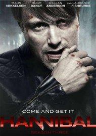 Hannibal: Season Three (DVD + UltraViolet)