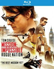 Mission: Impossible - Rogue Nation (Blu-ray + DVD + UltraViolet)
