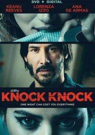 Knock Knock (DVD + UltraViolet)