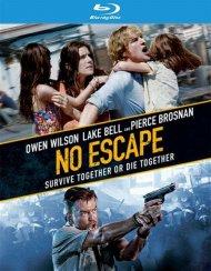 No Escape (Blu-ray + DVD + UltraViolet)
