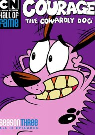 Courage The Cowardly Dog: Season Three