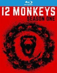 12 Monkeys: Season One (Blu-ray + UltraViolet)