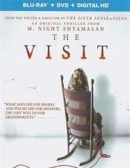 Visit, The (Blu-ray + DVD + UltraViolet)