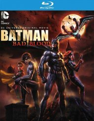 Batman: Bad Blood (Blu-ray + DVD + UltraViolet)