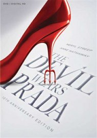Devil Wears Prada, The: 10th Anniversary Edition (DVD + UltraViolet)