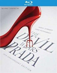 Devil Wears Prada, The: 10th Anniversary Edition (Blu-ray + UltraViolet)