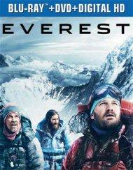 Everest (Blu-ray + DVD + UltraViolet)